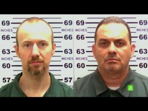 Fuga de película de dos presos en una prisión de máxima seguridad en Nueva York