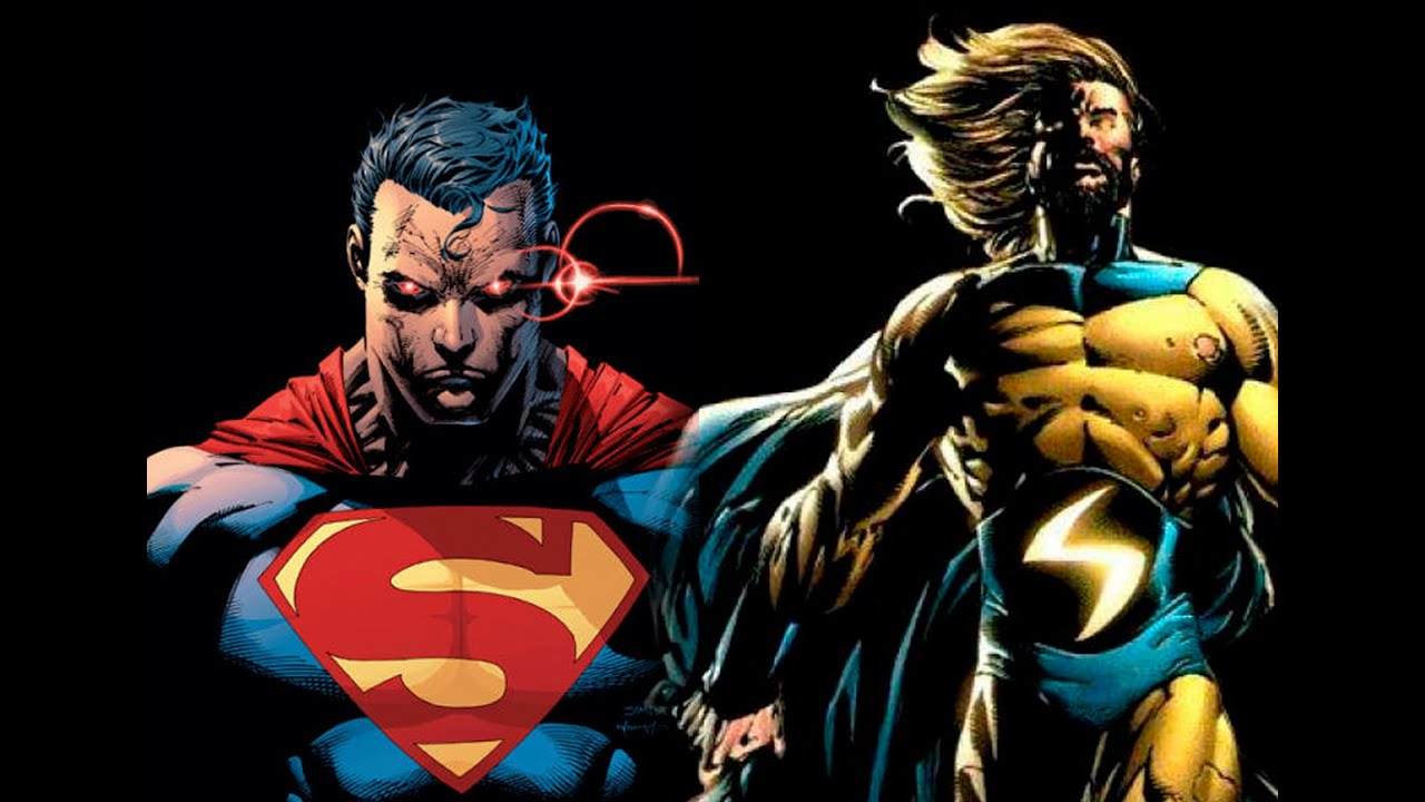 sentry vs superman all versions for both