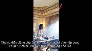 Tung ảnh vui 20/10 -  Đông Nhi hé lộ tạo hình cô hầu gái nóng bỏng khó cưỡng t