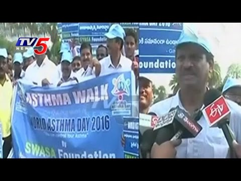 World Asthma Day |  Asthma Awareness Event In The Presence Of Swasa Foundation | TV5 News
