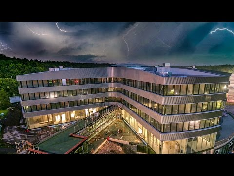 IBM Headquarters Germany - Construction Documentary timelapse