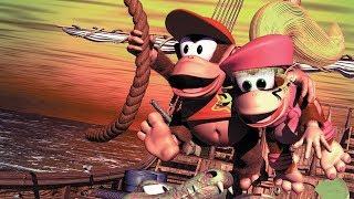 Donkey Kong 2 De super nintendo, Buscando a platina