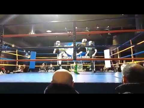 Mattia Galasso (kick Boxing) Milano -55 Kg