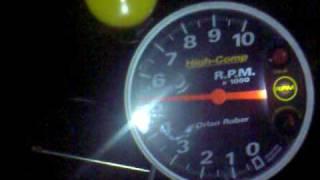 fiat 128  9000 rpm
