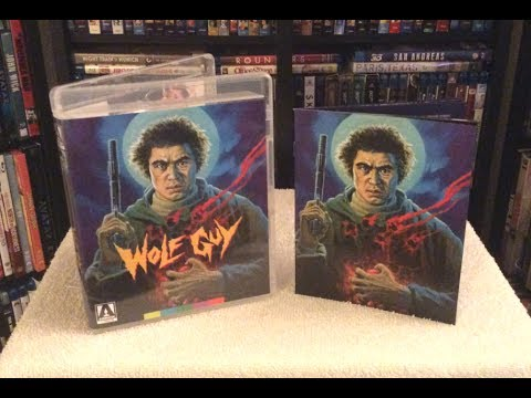 Wolf Guy BLU RAY UNBOXING and Review - Arrow Video / Sonny Chiba