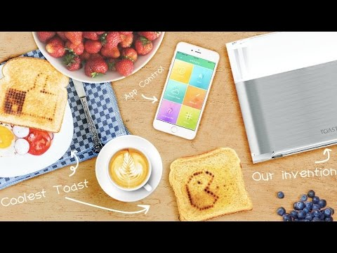 toasteroid-first-app-controlled-smart-image-toaster