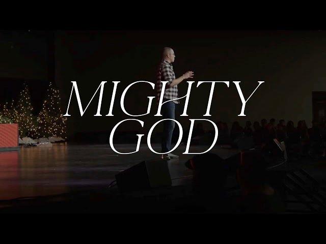 Hope is Here | Mighty God: Week 2 | Nathan Cantu