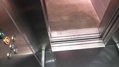 2010 KONE Monospace MRL Traction Elevator @ Citykäytävä, Helsinki, Finland