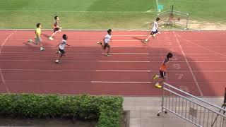 Publication Date: 2018-11-11   Video Title: 男子丙組100米(田灣始南)