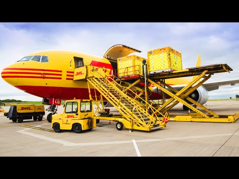 How Does DHL Transport Formula E Around The World?