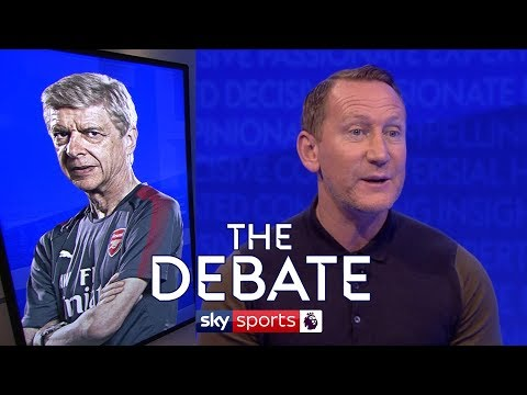 What will Arsene Wenger's next job in football be? | Ray Parlour & Craig Bellamy | The Debate