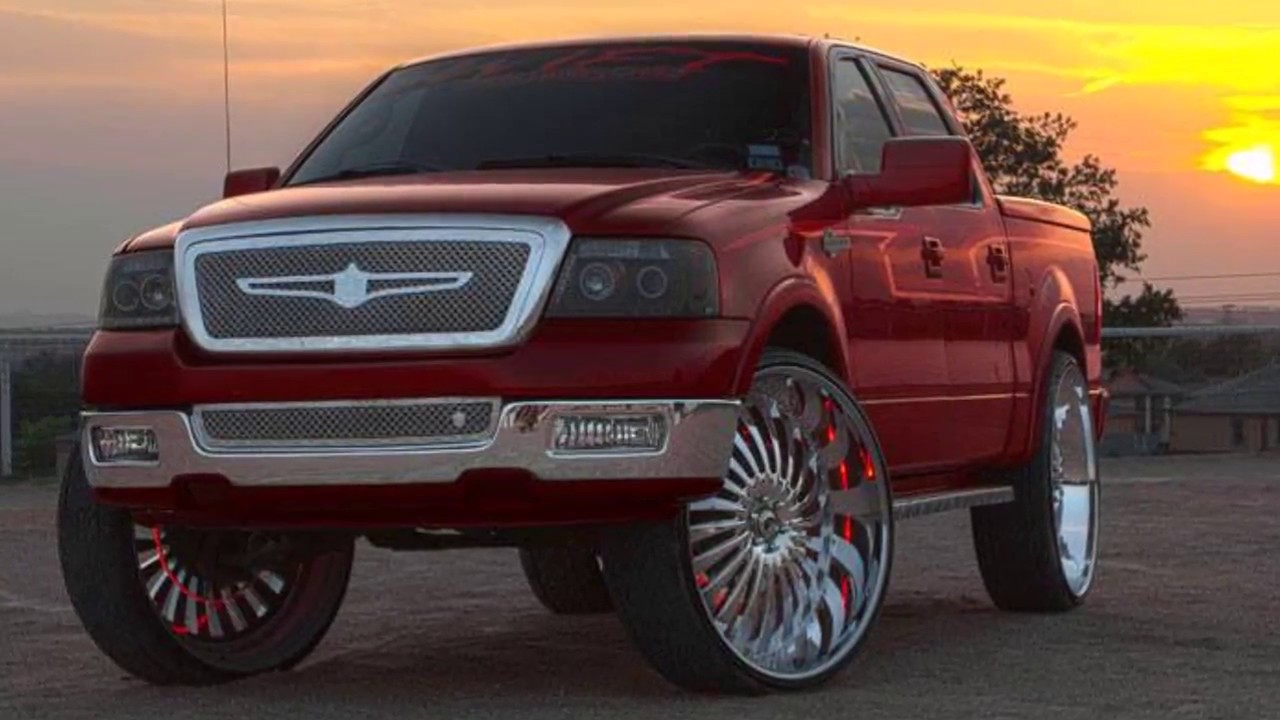top big rims vehicles of all time youtube. Black Bedroom Furniture Sets. Home Design Ideas