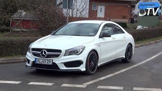 2014 Mercedes CLA 45 AMG (360hp) - DRIVE & SOUND (1080p)