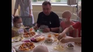 кулинарный мастер класс для детей детской онкологии город Екатеринбургт(, 2016-08-03T07:04:32.000Z)