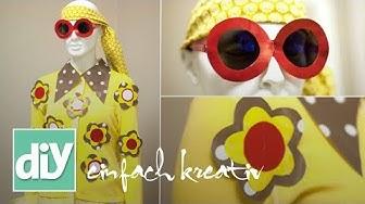 Hippie-Kostüm selber machen | DIY einfach kreativ