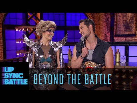 Beyond the Battle with Bellamy Young & Matt McGorry | Lip Sync Battle