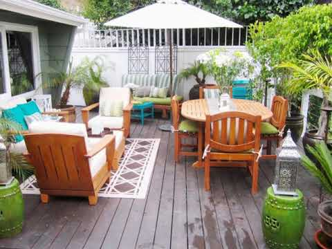 Exceptionnel Nice Patios Creative Design Ideas
