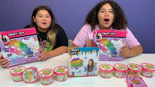 UNBOXING KARINA GARCIA'S NEW SECRET SLIMES
