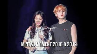 SEVENTEEN Mingyu & TWICE Tzuyu MOMENT in 2018 & 2019