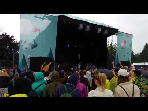 Here, Alessia Cara, Squamish Music Festival 2015