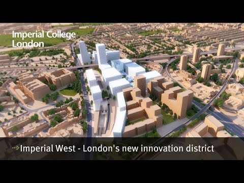 Imperial West - London's new innovation district