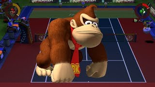 Mario Tennis Aces : Online solo tournaments 2.0