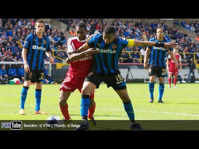 2011-2012 - Jupiler Pro League - PlayOff 1 - 10. Club Brugge - KV Kortrijk 3-2