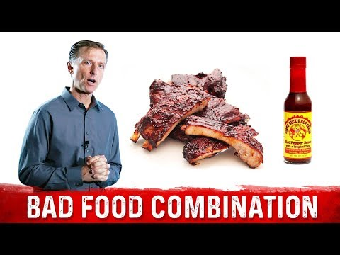 Bad Food Combining Will Make You Old Quickly