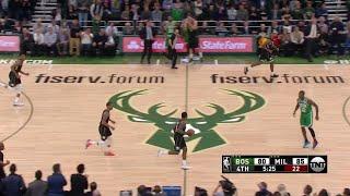 4th Quarter, One Box Video: Milwaukee Bucks vs. Boston Celtics