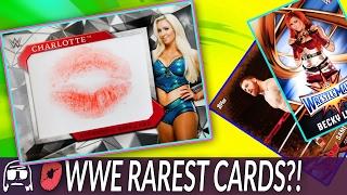 RARER THAN A WWE KISS CARD?! | WWE Road To Wrestlemania 2017 Hobby Box Break!!