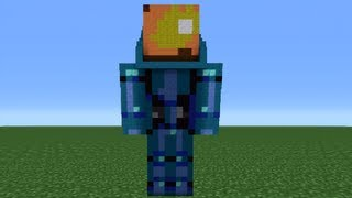 Minecraft 360: How To Make a TrueMU Statue