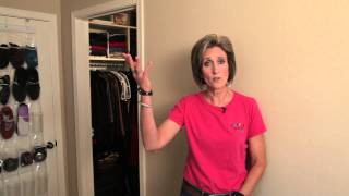 How To Add Closet Space : Organizing With Style