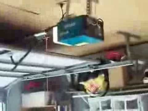 Access Master Garage Door Opener Youtube