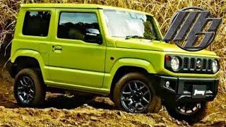 🔴 2019 Suzuki Jimny - Off road drive & Interior Exterior design | Best Car - Motorshow