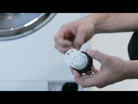 How to Remove and Clean the Pump Filter in your Washing Machine | Fisher & Paykel