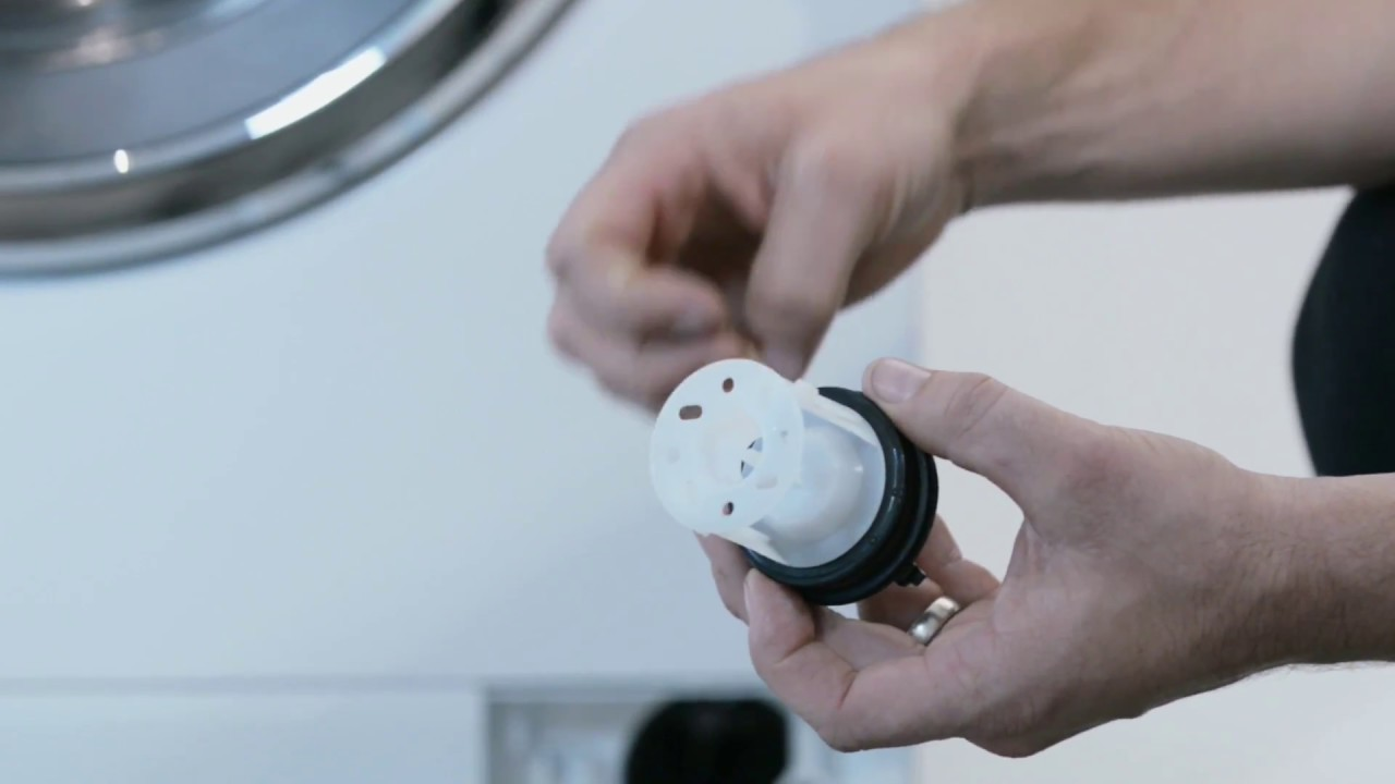 How To Remove And Clean The Pump Filter In Your Washing