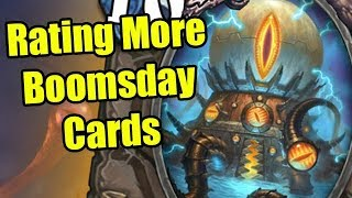Rating More Hearthstone Boomsday Cards: MECHA