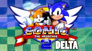 Sonic 2 Delta - Walkthrough
