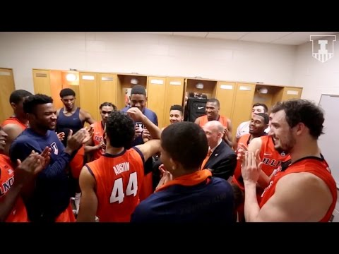 Illini Basketball All-Access | Iowa Road Win