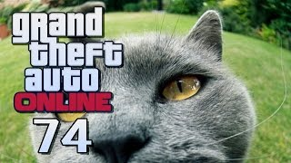 GTA Online - 274 - ANIMALS close-up with a wide angle lens