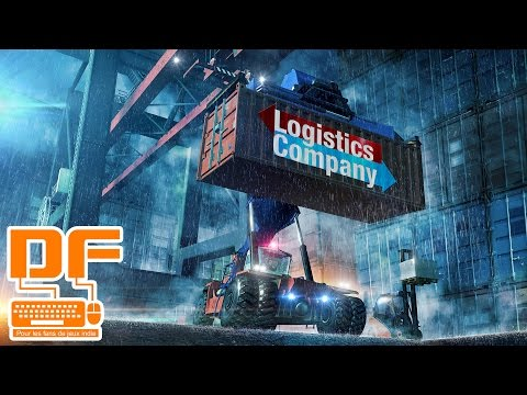 Logistics Company - Une simulation ou on gère le cargo dans une gare || Présentation et Gameplay[FR]