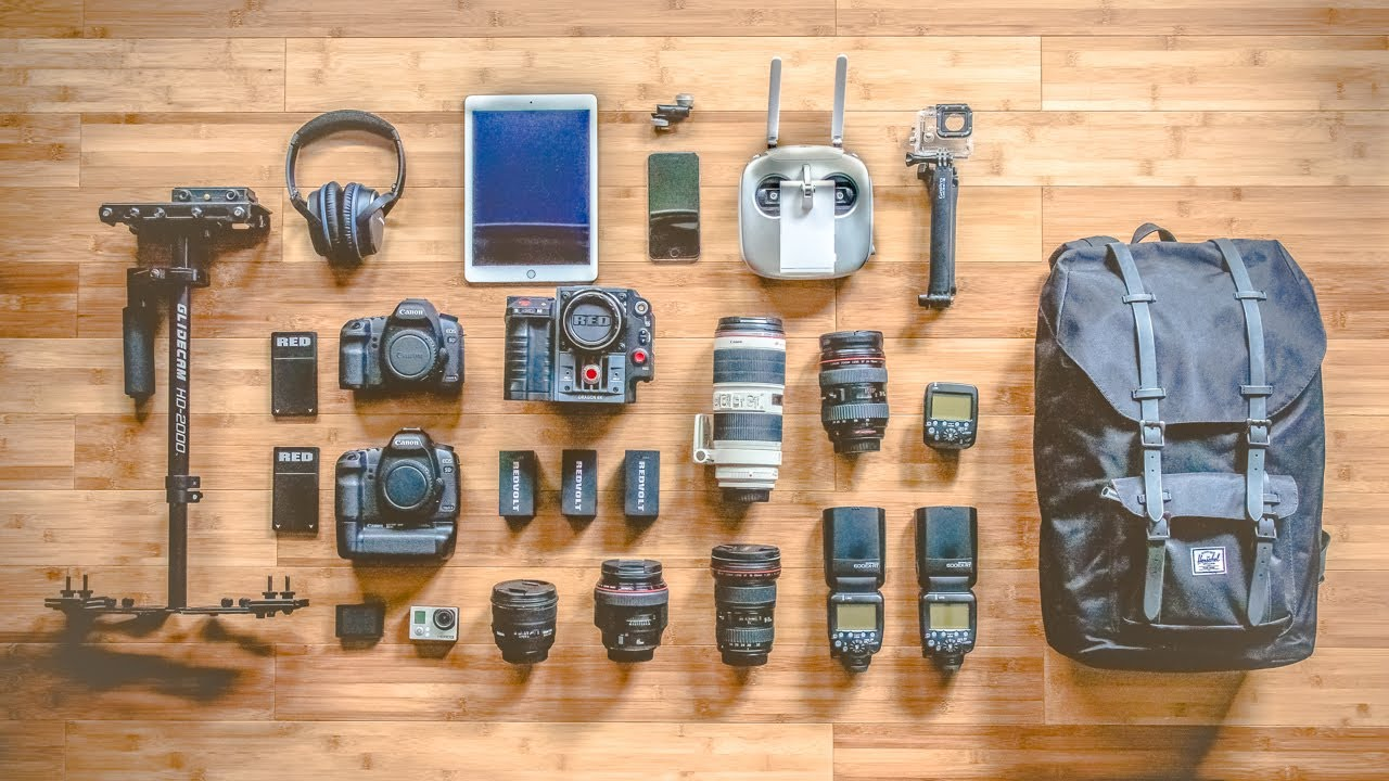 Image result for photography gear