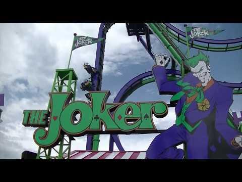 Joker off-ride | Six Flags Great America
