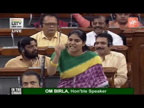 Anupriya Patel Excellent Speech On Article 370 In Lok Sabha | Jammu Kashmir | Amit Shah | YOYO TV