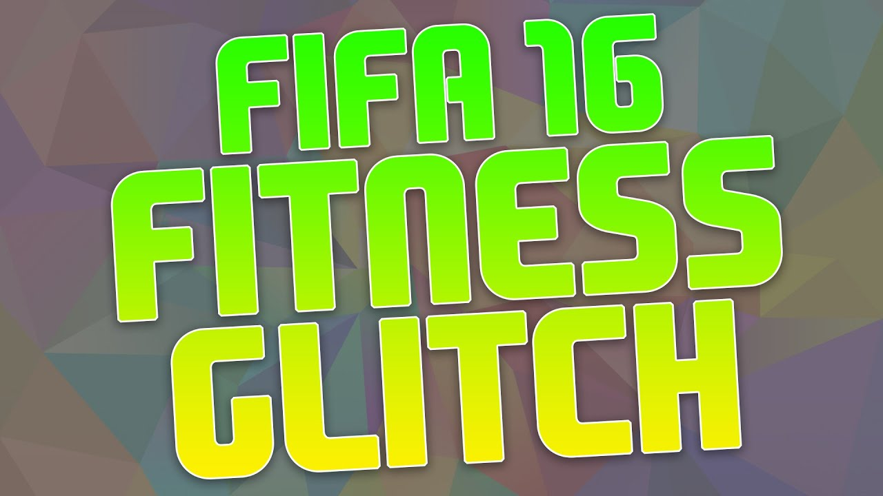 fifa 16 fitness glitch immer 99 fitness auf special. Black Bedroom Furniture Sets. Home Design Ideas