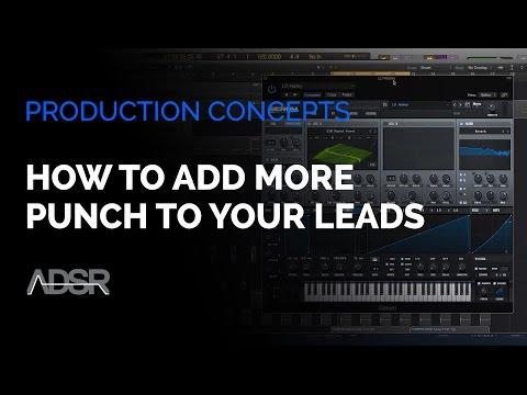 How to Add More Punch to Lead Synths