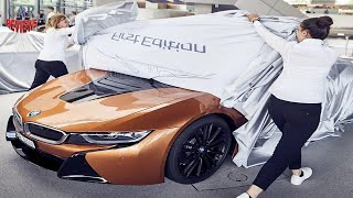 First BMW i8 Roadsters Delivered At Special Ceremony  - Car Reviews Channel