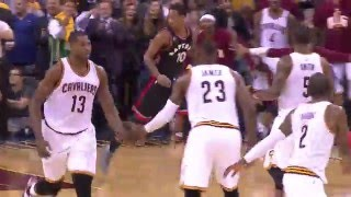 LeBron, Kyrie Lead the Cavaliers to Huge Second Quarter