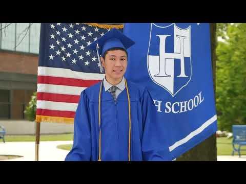 Herricks High School Graduation 2020