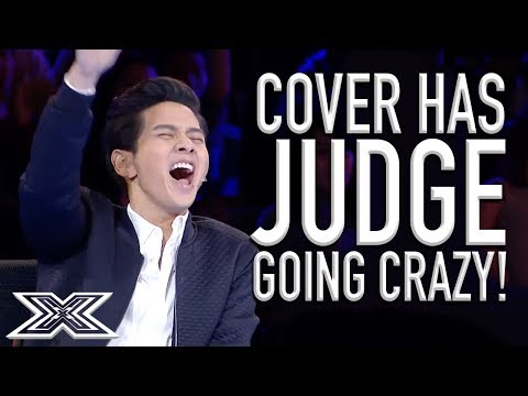 'Where Is The Love' Cover Has Judge Going CRAZY! | X Factor Global